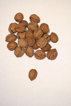Walnuts, Walnut, Nuts, Healthy, Food, Nutrition, Eat