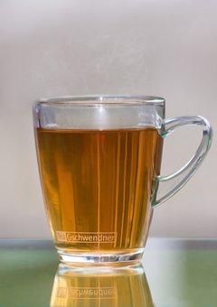Black Tea, Herbal Tea, Peppermint Tea, Chamomile Tea