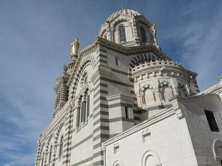 Marseille, The Good Mother, Church