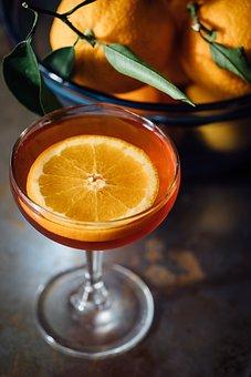 Alcohol, Beverage, Citrus, Cocktail, Cocktail Glass