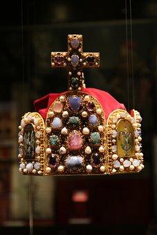 Crown, Imperial Crown, Nuremberg, Middle Ages, Emperor