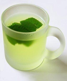Peppermint Tea, Tee, Peppermint, Cup, Hot, Mint