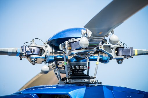 Helicopter, Rotor, Lfz, Propeller