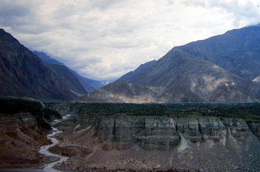 Pakistan, Chitral, Landscape, Himalaya, Mountains