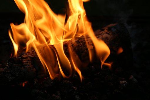 Fireplace, Fire, Wood, Burn, Blaze, Wood Fire, Embers