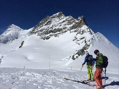 Mountain, Landscape, Winter, Snow, Snow Mountain