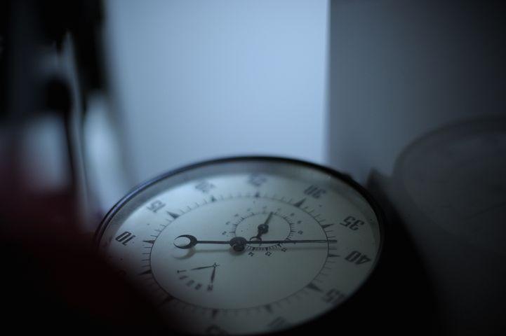 Time, Watch, Meter, Time Measurement, Mørkekammerur