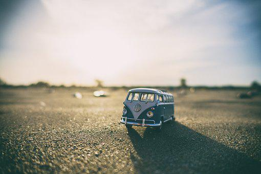 Car, Close-up, Ground, Landscape, Miniature Toy, Road