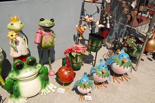 Doll, Frog, Chicken, Hallstatt