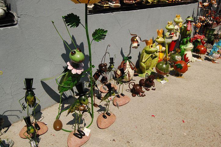 Doll, Frog, Hallstatt