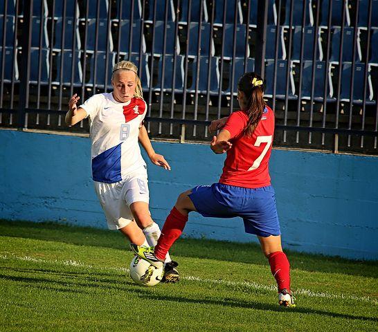 Sport, Sports, Football, Ball, Soccer, Woman Football