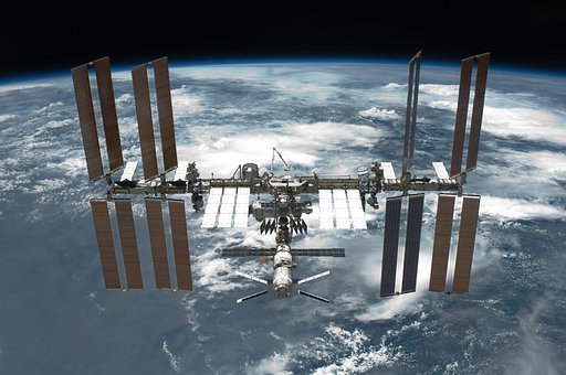 International Space Station, Iss, Space Travel, Space