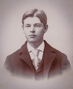 Young Man, Vintage, 1910, Lad, Retro, Old Image