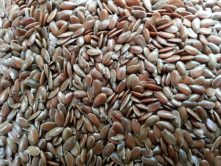 Seed, Omega 3, Food, Healthy, Organic, Natural, Fresh