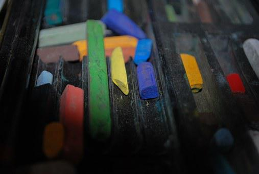Gessi, Colors, Color, Drawing, Pastels, Chalk, Painting