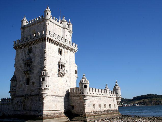 Portugal, Tower, Architecture, Landmark, Building