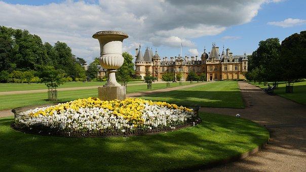 Country, England, English, Garden, House, National