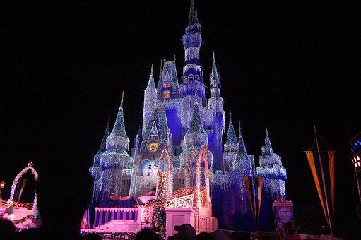 Magic Kingdom, Disney, Disney World, Castle