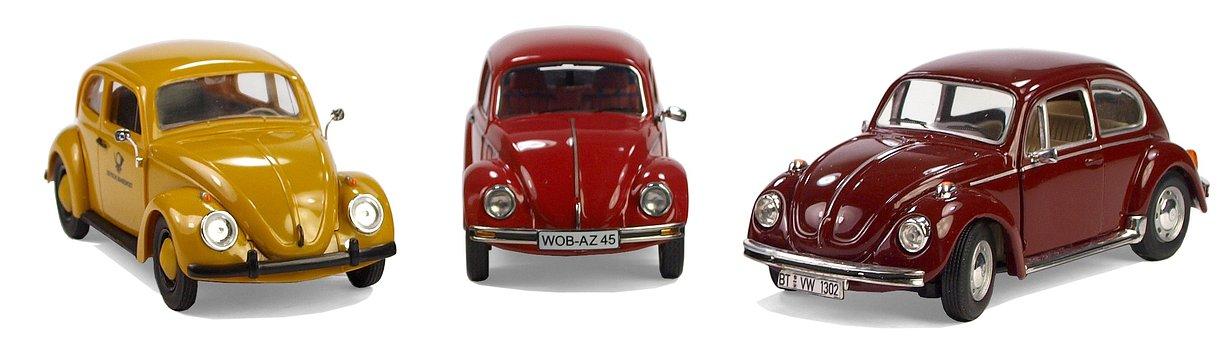 Vw Beetle, Model Cars, Leisure, Hobby