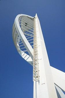 Observation Tower, Tower, Architecture, Portsmouth