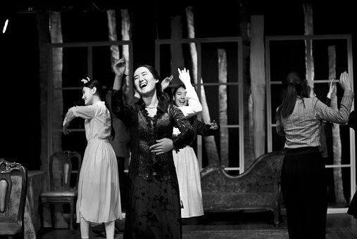 People, Theatre, Monologue, Dance