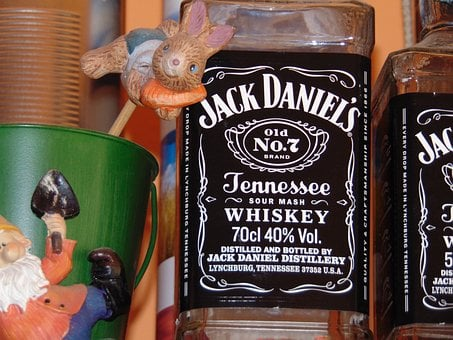 Whiskey, Jack Daniels, Drink, Alcohol, Concentrated