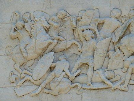 Arch, Portal, Arc De Triomphe, Roman, Ancient Times