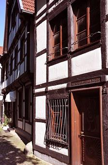 Truss, Home, Construction, Building, Architecture