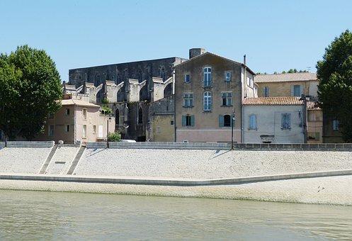 Arles, France, Rhône, Old Town, Historically, Tower