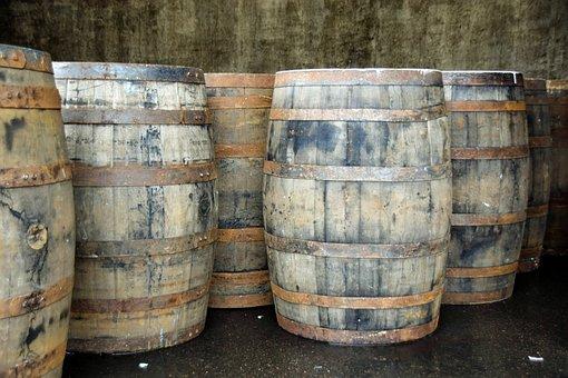 Scotland, England, Fort William, Ben Nevis Distillery