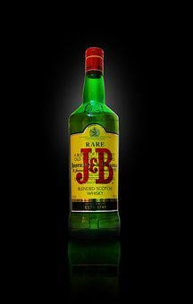 Whiskey, J B, Product, Black, Green, Lifestyle