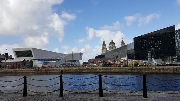 Liverpool, Merseyside, River Mersey