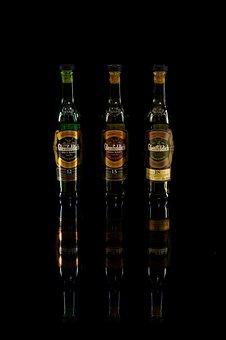 Bottles, Whisky, Scotland, Bottle, Texture, Liquor