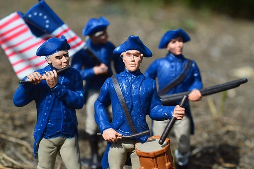 Union Army, Continental Army, Soldiers, United States