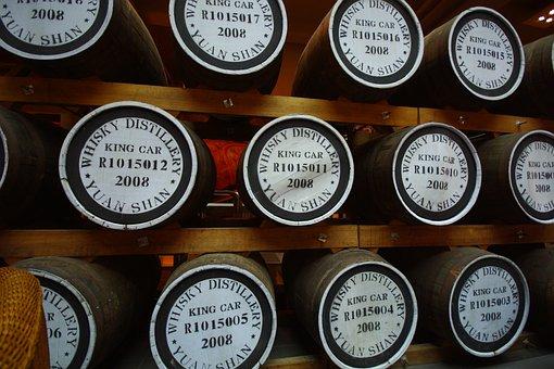 Casks, Ilan, Taiwan, Whiskey, Yuan Shan, Barrel