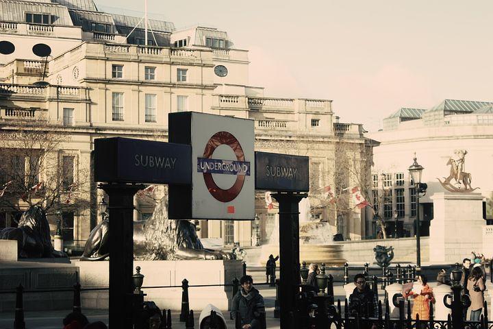 Underground, Subway, Train, Transport, Travel, Public