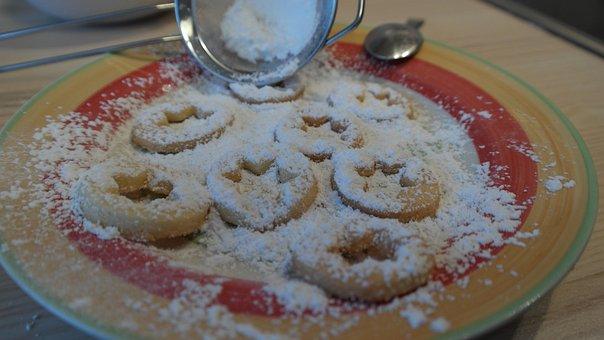 Cookie, Dough, Bake, Cookie Cutter, Cookies