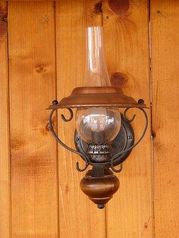 Paraffin, Kerosene Lamp, Traditional, Oil, Lantern