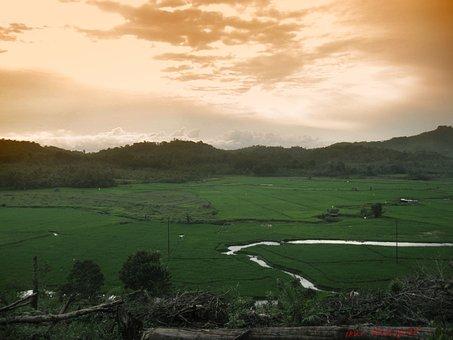 Pemandangan, West Borneo, Indonesia, Landscape