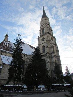 Church, Romania, Transylvania, St Michael's Cathedral
