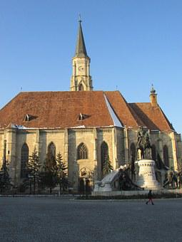 Church, St Michael's Cathedral, Cluj Napoca