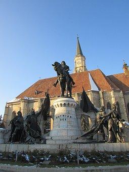 Church, Romania, Transylvania, Cluj Napoca