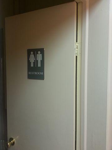 Bathroom, Washroom, Toilet, Door, Restroom, Hygiene