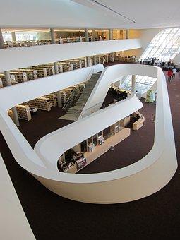 Surrey, Canada, British Columbia, Library, Books