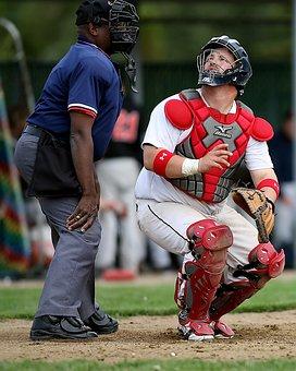 Baseball, Baseball Player, Baseball Game, Umpire