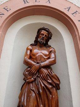 Jesus, Church, Monastery, Faith, Cross, Christianity