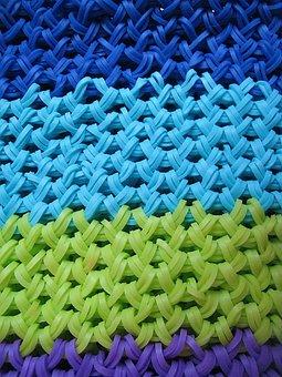Sample, Color, Blue, Green, Rubber