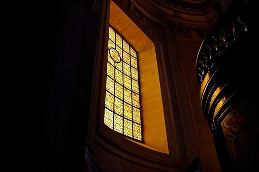 Window, France, French, Old, Europe, Architecture