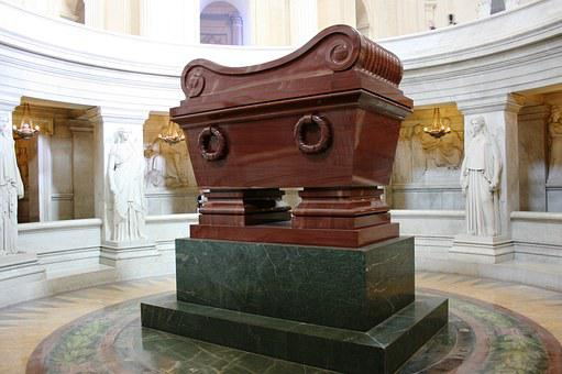 Tomb Of Napoleon, Napoleon, Invalides, Marble, Paris