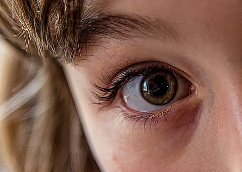 Eye, Focus, Pupil, Iris, Human, Person, Eyelashes